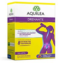Aquilea Drenante 15 Sticks Solubles