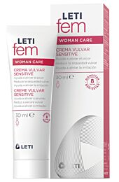 Letifem Woman Crema Vulvar Sensitive 30ml