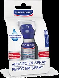 Hansaplast Apósito en Spray 32.5ml