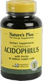 Natures Plus Acidophilus 90 cápsulas