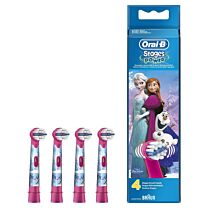Oral-b 4 Recambios Infantiles Stages Frozen 3