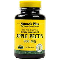 Natures Plus Pectina de Manzana 500mg 180 Comp