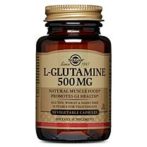 Solgar L-Glutamina 1000mg 60 Tabletas