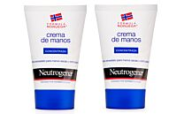 Neutrogena Crema de Manos Concentrada 50+50ml