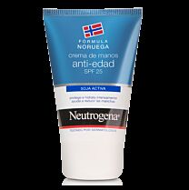 Neutrogena Crema de Manos Anti-Edad Spf25 50ml