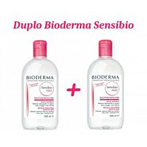 Bioderma Sensibio H2O 500+500 ml