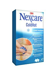 Nexcare Cold Hot Instant 2 Unidades 150x180mm