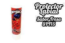Protector Labial Miracolous Ladybug 4gr