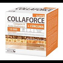 Dietmed Super Collaforce+Curcuma 20 Sobres