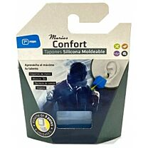 Maries Comfort Tapones Silicona Moldeable