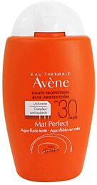 Avene Mat Perfect Aqua Fluido Color Spf30 50ml