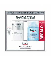 Eucerin Pack Hyaluron Filler P/N 50ml + Micelar Desmaquillante 50ml
