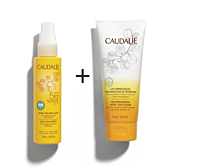 Caudalie Dúo Solar Spray 75ml+ Leche 75ml